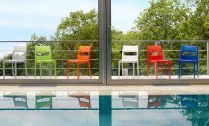 Sai stoel/tuinstoel van SCAB Design