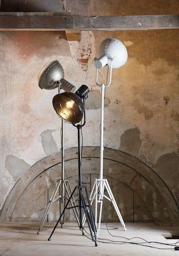 spotlight industiele vloerlamp bepurehome sfeer